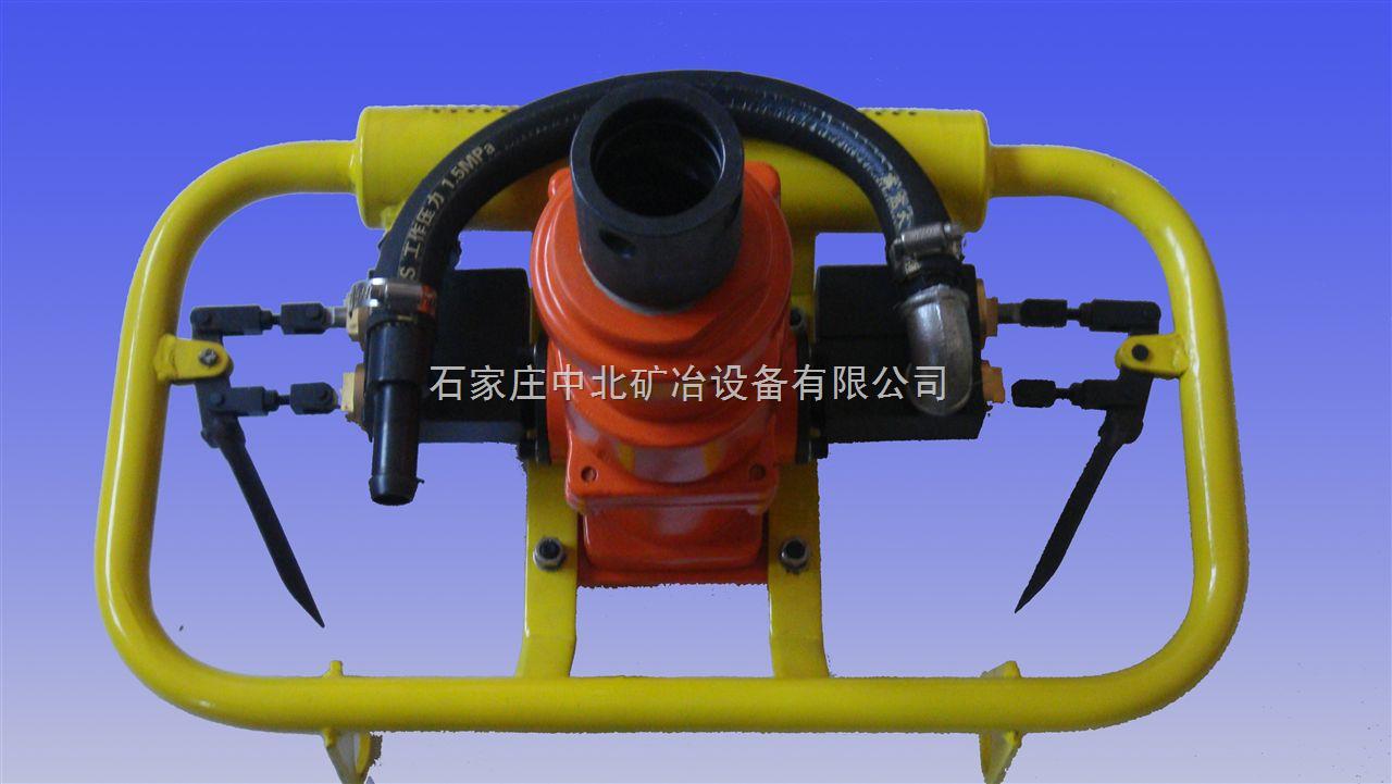 ZQSJ-90架柱支撑气动手持式钻机