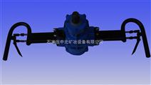 ZQSJ-100架柱支撐氣動手持式鉆機(氣動防突鉆機)