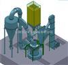 HD-1280型方解石磨粉机设备