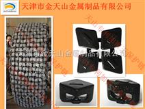 轮胎保护链使用安装说明 山东加密王轮胎保护链 强密度耐磨板链