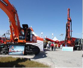 2012蒙古矿业机械展览完美落幕